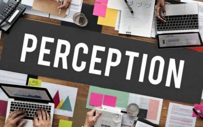 linguaggio e percezione